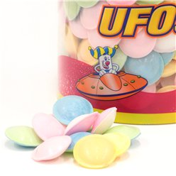 Flying Saucers Drum