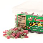 Fun Gums Sour Apple Slices Tub