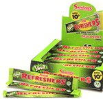 Refreshers Sour Chew Bar Tub