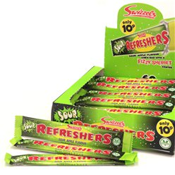 Refreshers Sour Chew Bar Bulk Box