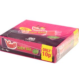 Vimto Chew Bar Bulk Box