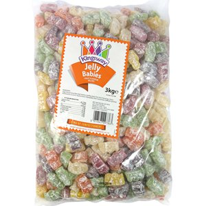 Jelly Babies - 3kg
