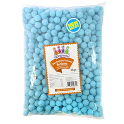 Blue Raspberry Bonbons 3kg Bulk Bag