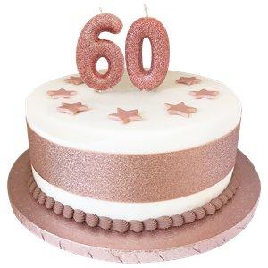 6th Birthday Candles