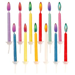 Angel Flame Candles