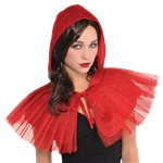 Red Riding Hood Capelet - Adult