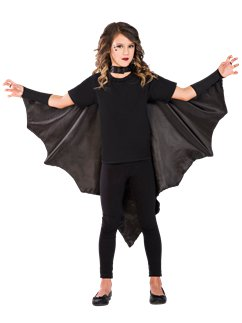 Bat Wing Cape - Child