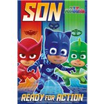 "PJ Masks ""Son"" Birthday Card"