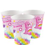 Care Bears Cups - 180ml Paper Party Cups