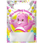 Care Bears Plastic Party Bags