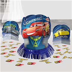 Cars 3 Table Decoration Kit