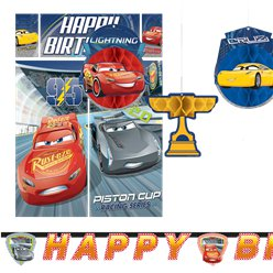 Disney Cars Decorating Kit