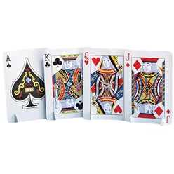 Casino Centrepiece Suit Set
