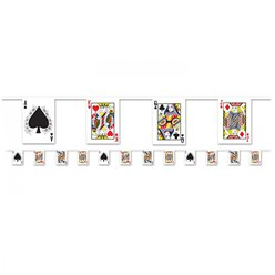 Playing Card Bunting - 3.65m