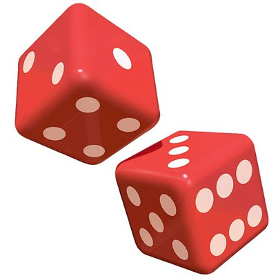 Casino Inflatable Dice