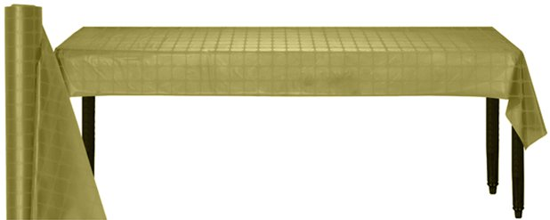 Gold Paper Banqueting Roll - 8m