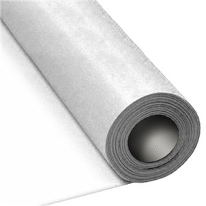 White Paper Banqueting Roll - 25m