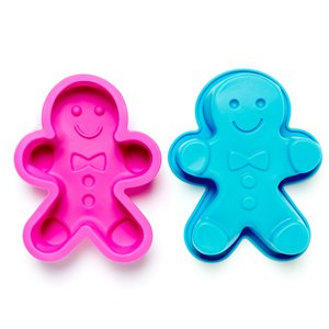 Junior Chef Silicone Gingerbread Mould