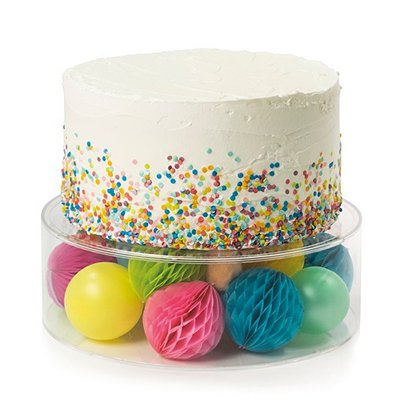 "Fill-A-Tier Cake Display Stand - 10"" x 4"""