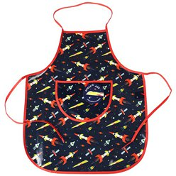 Space Age Childrens Apron