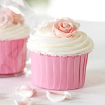 Pink Baking Cups