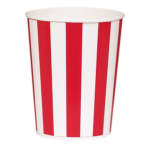Popcorn Buckets - 14cm high