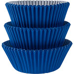 Royal Blue Cupcake Cases - 5cm