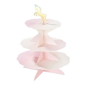We Heart Pastels Cake Stand - 37.5cm