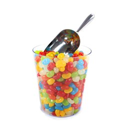 Medium Cylinder Sweet Jar - 14cm