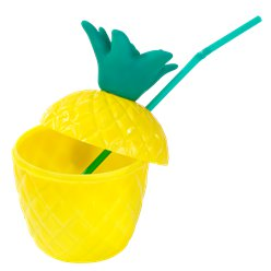 Pineapple Tumbler Cup - 14cm