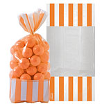 Orange Peel Cello Sweet Bags - 27cm