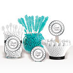 Candy Buffet Silver Label Kit