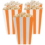 Orange Peel Popcorn Boxes - 13cm