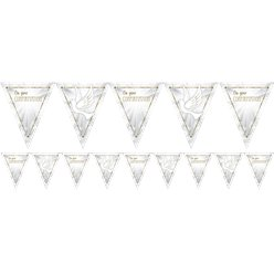 Confirmation Dove Bunting - 4m