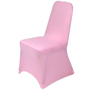 Light Pink Chair Cover