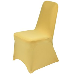Gold Chair Cover