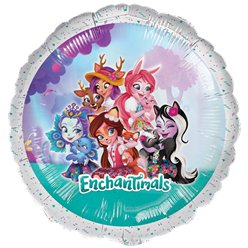 "Enchantimals Balloon - 18"" Foil"