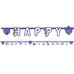 Enchantimals Happy Birthday Letter Banner - 2.4m