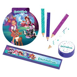 Enchantimals Stationery Set