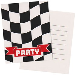 Grand Prix Invitation Cards