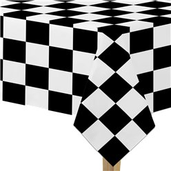 Grand Prix Plastic Tablecover