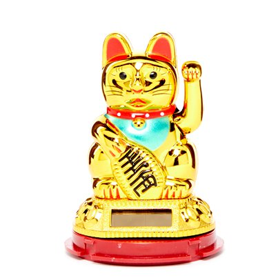 Mini Lucky Waving Cat