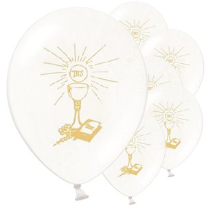 First Holy Communion Balloons - 11