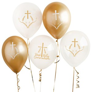 First Holy Communion Balloons -12