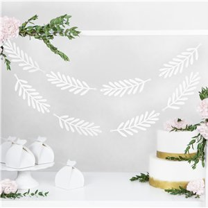 White Branch DIY Garland - 1.8m