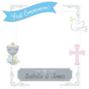 First Communion Personalised Photo frame