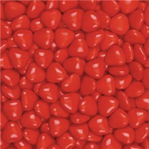 Red Chocolate Hearts - 1kg