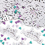 Just Married Wedding Table/Invite Confetti