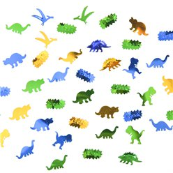 Dinosaur Table Confetti - 14g bag