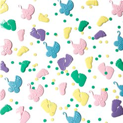 Baby Shower Table Confetti - 14g bag